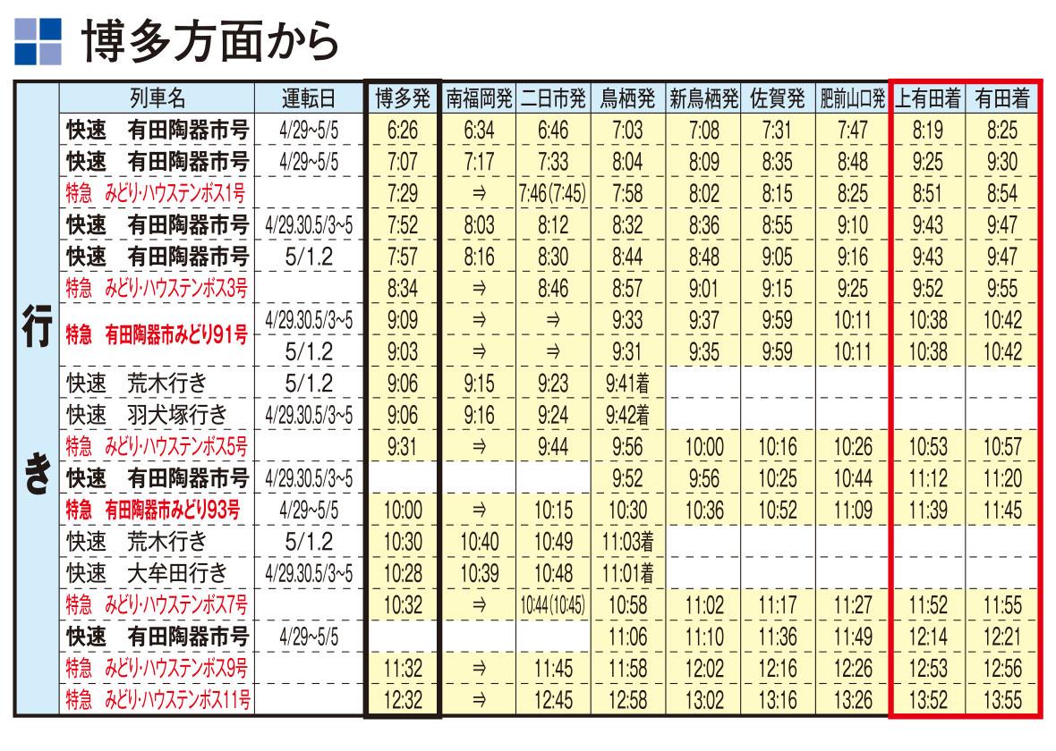 2017_arita_timetable